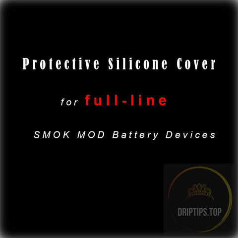 Protective Cover Silicone Case / Rubber Skin For Smok Mod Devices