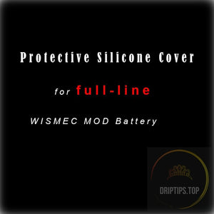Protective Cover Silicone Case / Rubber Skin For Wismec Mod Devices