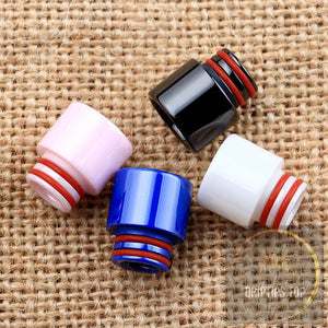Pure Zirconia 510 Short Drip Tips