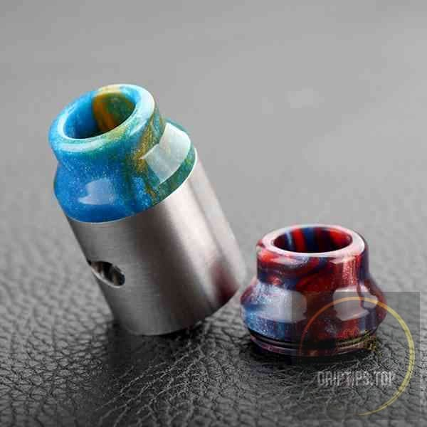 Resin Drip Tips For 22Mm Rda Top Caps