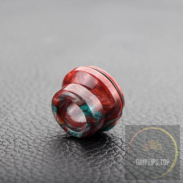 Resin Drip Tips For 24Mm Rda -Top Cap Style