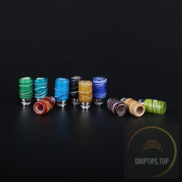 Ribbon Jade Stone 510 Drip Tips