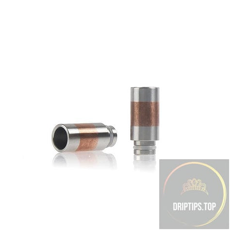 Ss+ Copper Wide Bore 510 Drip Tips