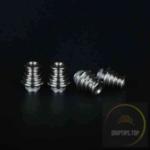 Ss Turriform 510 Drip Tips
