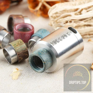 Stabilized Wood Drip Tips For Kennedy Rda