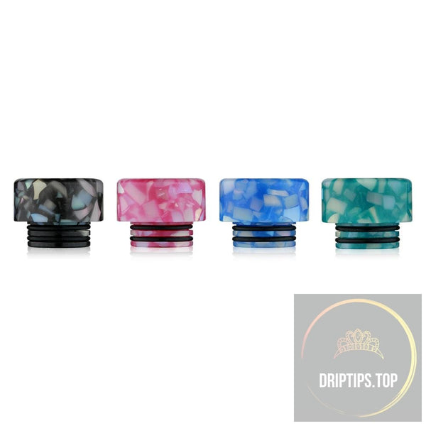 Thermochromic Epoxy Resin 810 Drip Tips For Smok Tfv8/tfv12