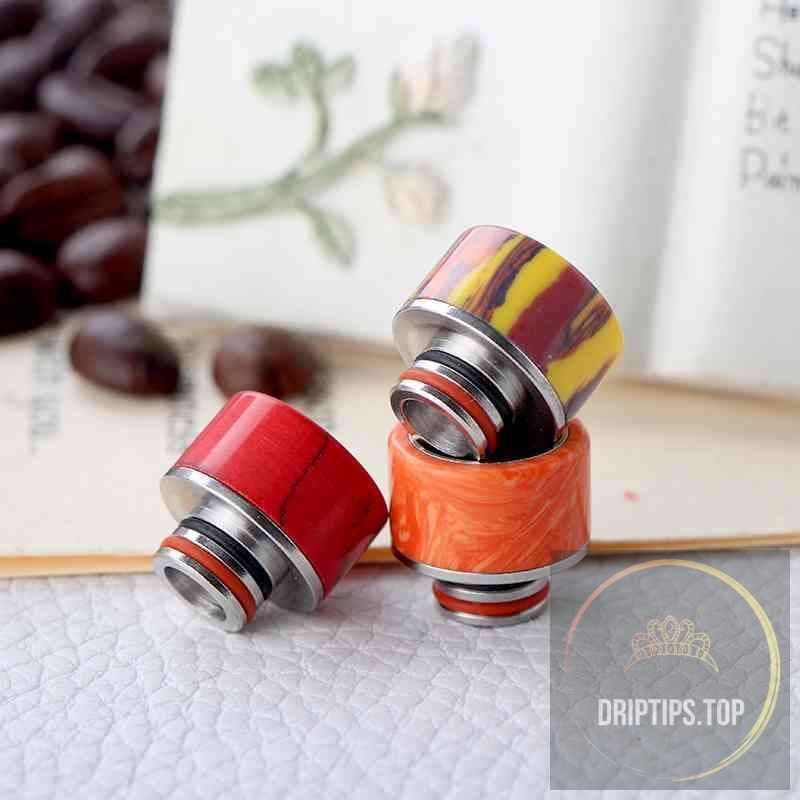 Turquoise 510 Drip Tips 8#