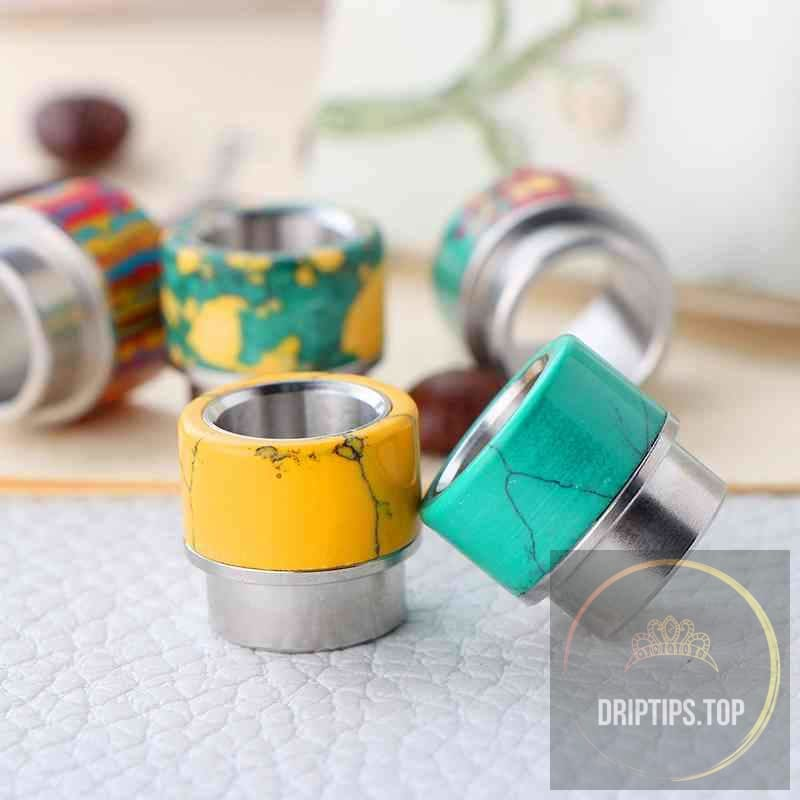 Turquoise Drip Tips For Kennedy Goon 528