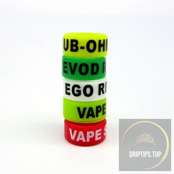 Vape Band 500Pcs Per Pack- Accessories