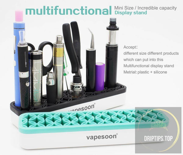 Vape Soon Multifunctional Display Stand For E-Cigarettes