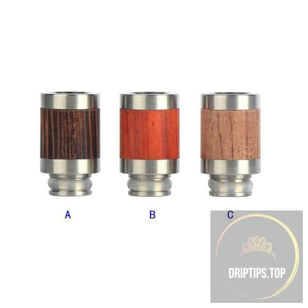 Wooden Drip Tips
