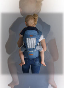 CLEARANCE SALE (Was $149) -Bobek HIPSEAT CARRIER 2-in-1