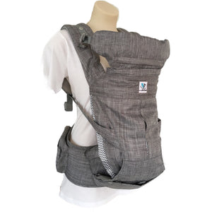 BabyBobek 'Grow with me'  3-in-1 LUXURY baby carrier