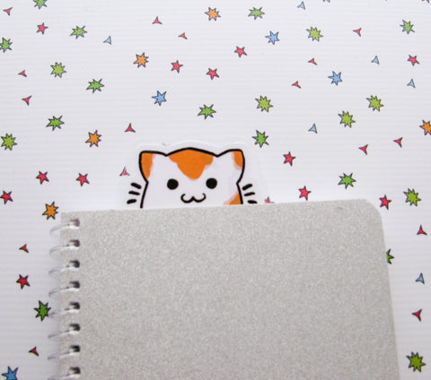 Kitty Koi Bookmarker
