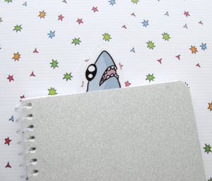 Shark Bookmarker