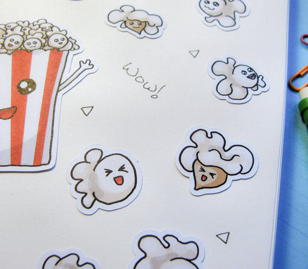 Pop! Sticker Flakes