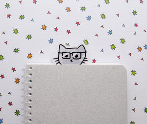Science Cat Bookmarker