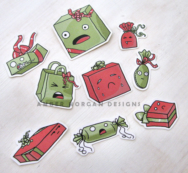 Crazy Gifts Sticker Flakes