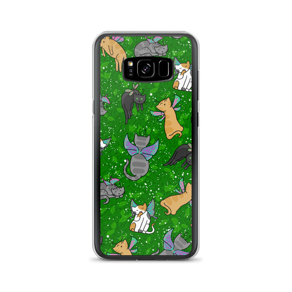 Fairy Cats Samsung Case