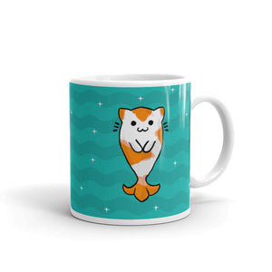 Kitty Koi Mug