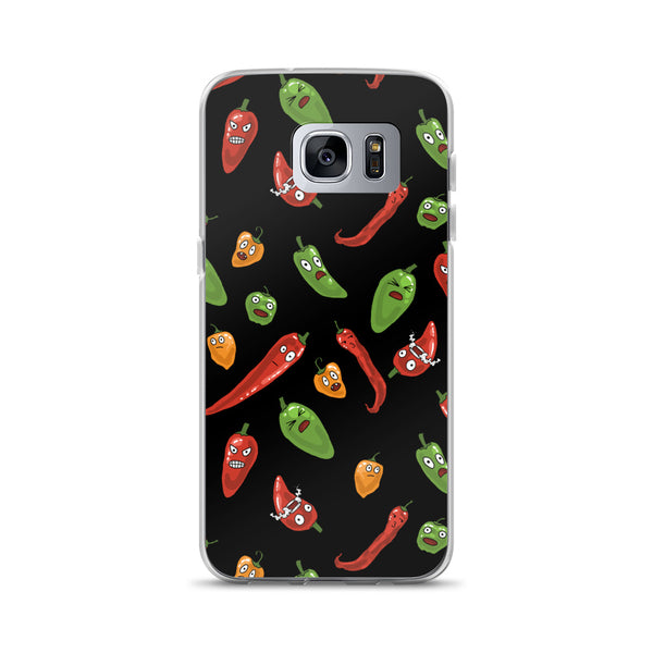 Hawt Peppers Samsung Case