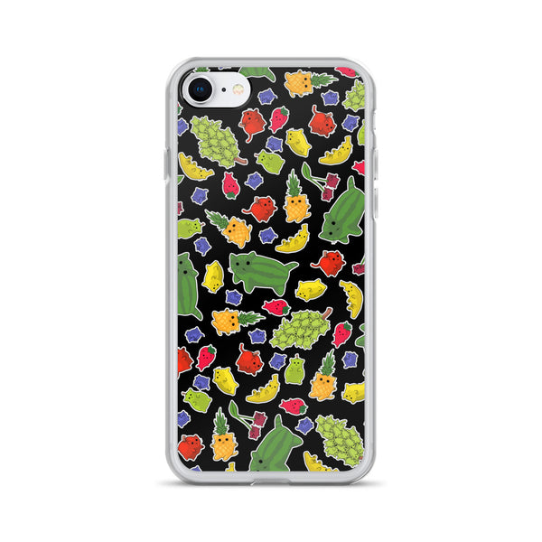 Froot Cats iPhone Case