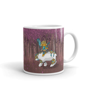 Samurai Cat Mug