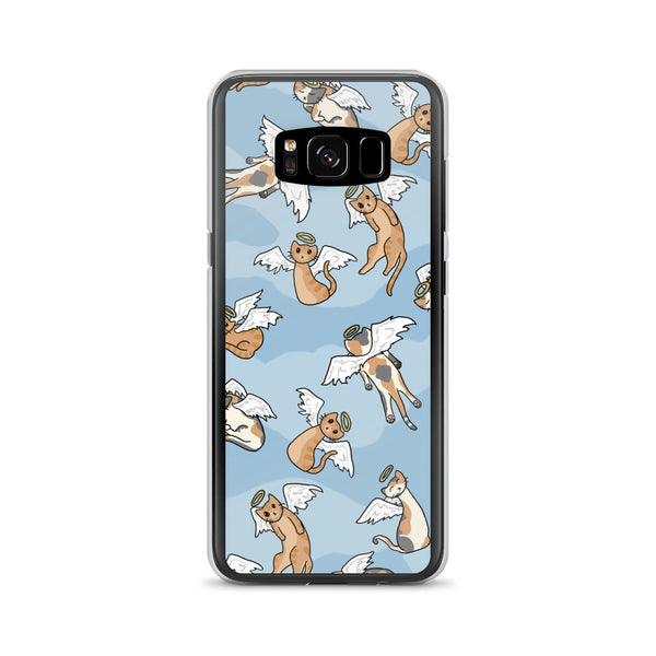 Angel Cats Samsung Case