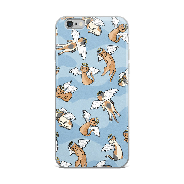 Angel Cats iPhone Case
