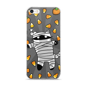 Mummy Cat iPhone Case