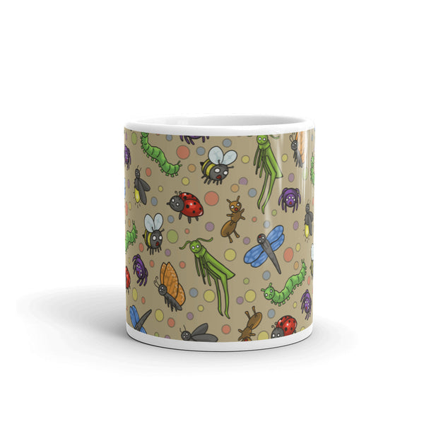 Creeped Out Critters Mug