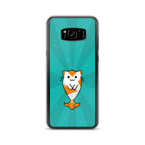 Kitty Koi Samsung Case