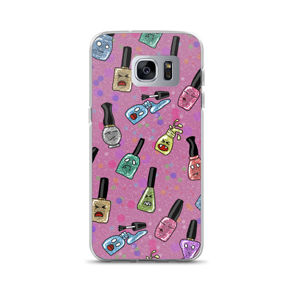 Pretty Polish Samsung Case