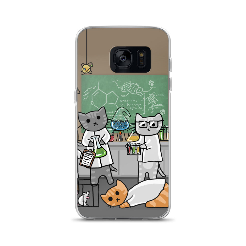 Science Cats Samsung Case