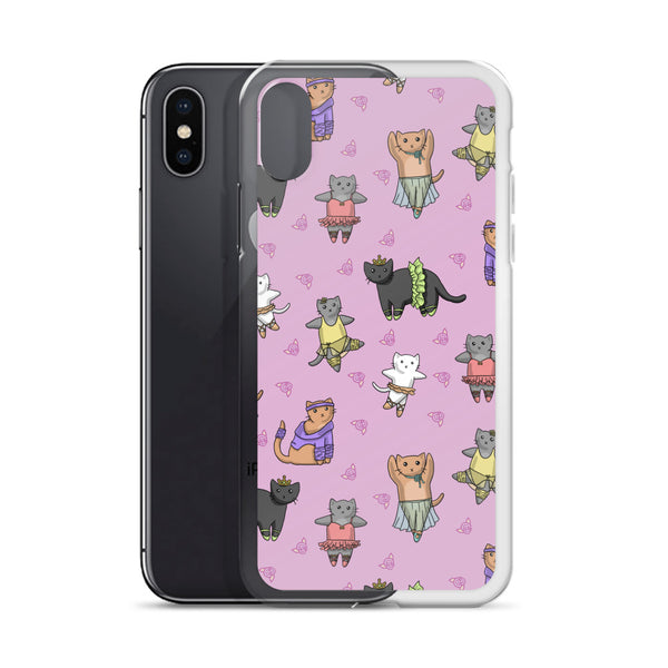 Ballet Cats iPhone Case