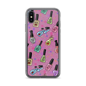 Pretty Polish iPhone Case