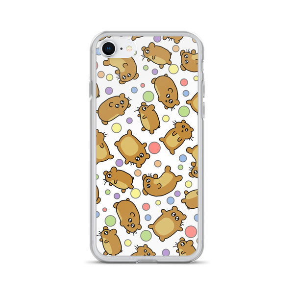 Silly Hamsters iPhone Case