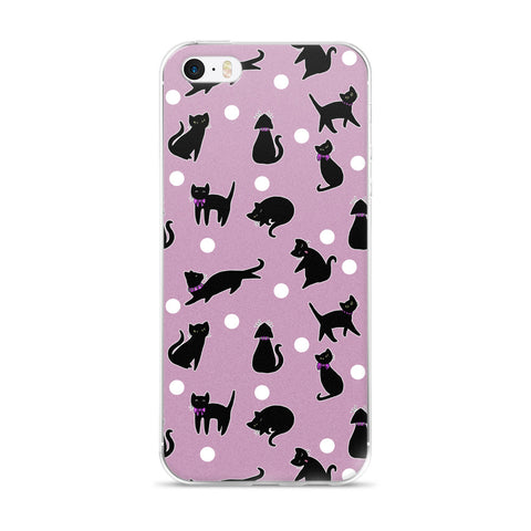 Pretty Kitty iPhone Case