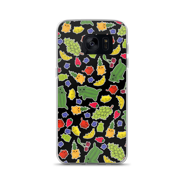 Froot Cats Samsung Case