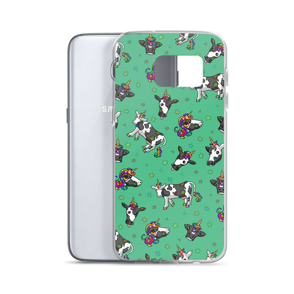 Rainbow Cowicorn Samsung Case