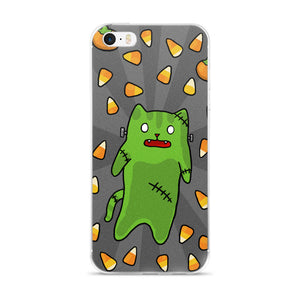 Frankenkitty iPhone Case