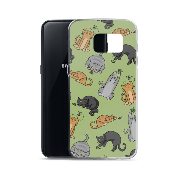 Cats N Bugs Samsung Case