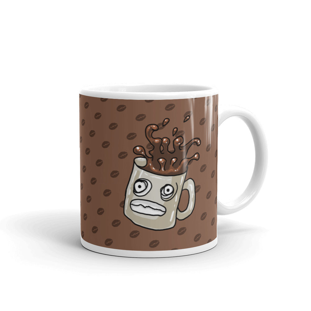 Overly Caffeinated Coffee Mug
