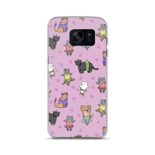 Ballet Cats Samsung Case