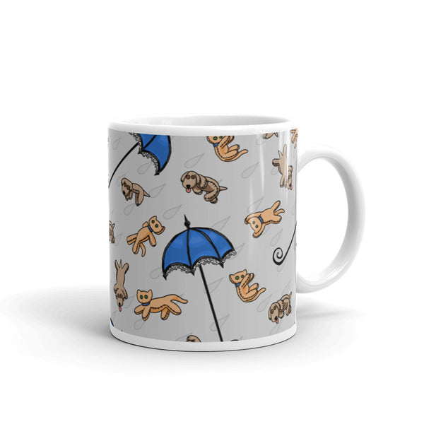 Raining Cats and Dogs Mug