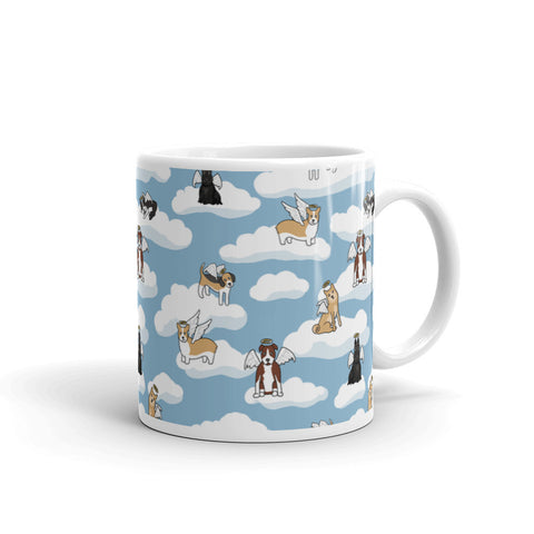 Angel Dogs Mug