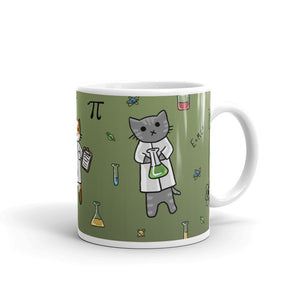Science Cats Mug