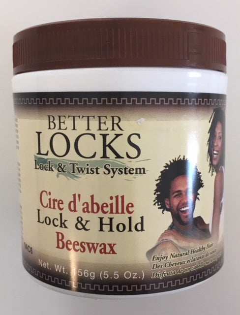 Better Locks Lock & Hold Beeswax