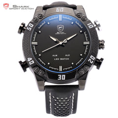 Kitefin Shark Watch Mens