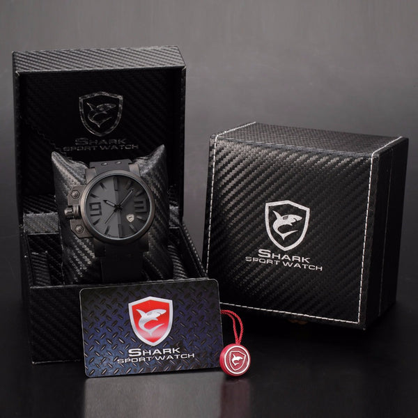 Mens Lux Package Shark Watch